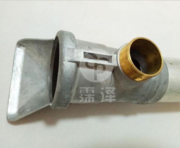 外丝铝合金三通连接铝管